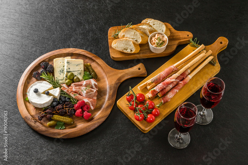 Recess Fitting Appetizer オードブルセット Hors d'oeuvres set