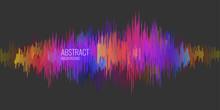 Vector Illustration Of Music W...