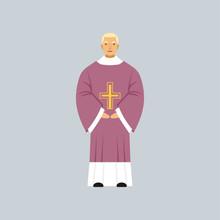 Vicar, Catholic Representative...