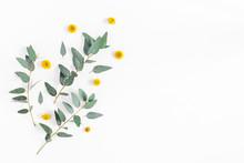 Flowers Composition. Pattern M...