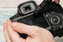 Taking Care Of Camera LCD Disp...
