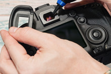 Digital Camera Dust Cleaning S...