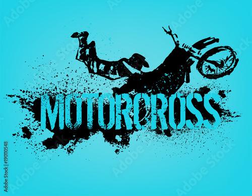 In de dag Groene koraal Flying Motorcycle Image
