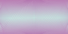 Lilac Interlaced Lines On A Lilac Gradient