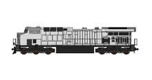 Modern Diesel Railway Locomoti...