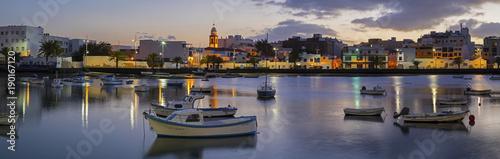 Charco de San Gines in Arrecife Lanzarote Fototapeta
