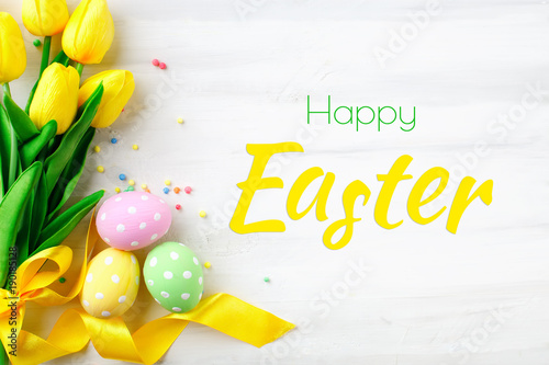 Happy Easter Wallpaper Mural