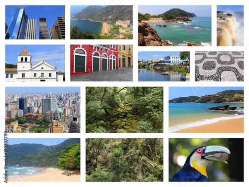 Photo sur Toile Amérique du Sud Brazil