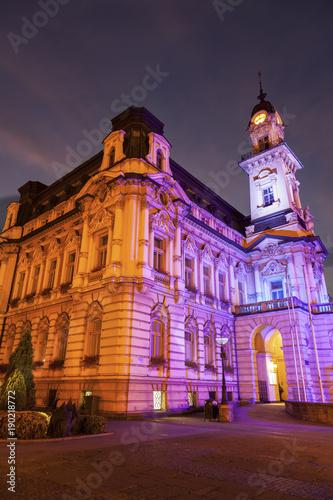 Nowy Sacz City Hall - fototapety na wymiar
