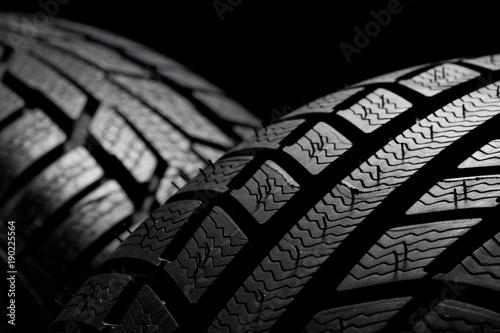 Fotografiet  High performance winter tire