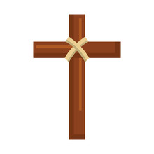 Religious Wooden Cross Christi...