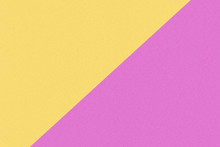 Two Color Paper With Yellow An...
