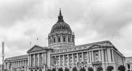 Photo San Francisco City Hall Building