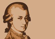 Mozart - Musicien - Portrait -...