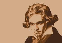 Beethoven - Musicien - Portrai...