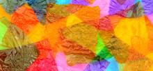 Colourful Cellophane Sweet Wra...