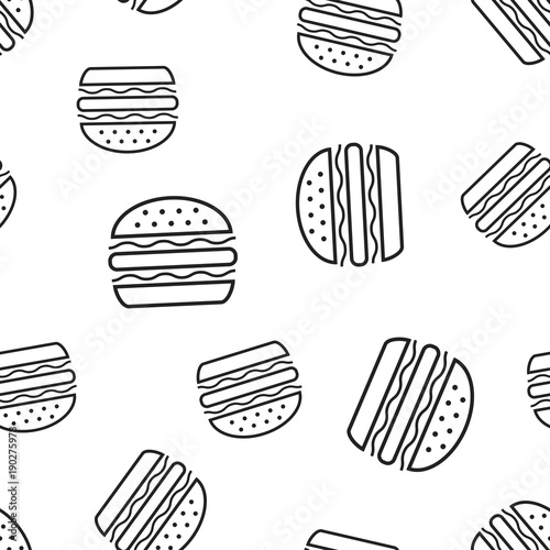 hamburgeru-fasta-food-bezszwowy-deseniowy