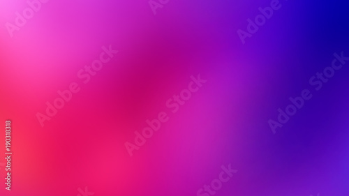 Obraz Sunny summer bright sweet multicolor blurred Background. Purple, ultraviolet, violet, red - fashion pop art gradient mesh. Trendy hipster out-of-focus effect. Horizontal Layout. - fototapety do salonu