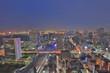 TOKYO cityscape at Hamamatsucho World Trading Center