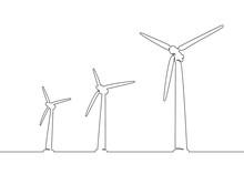 Wind Turbines Alternative Energy