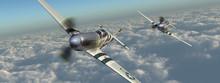 Amerikanische Jagdflugzeuge Au...