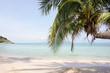 Beach side in Koh Samui, Thailand