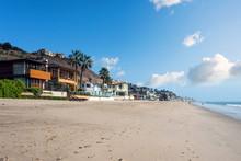 Maisons Sur La Plage De Malibu...