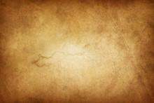 Art Old Paper Scrapbook Background Texture Grunge, Horizontal Banner