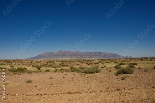 Spoed Foto op Canvas Verenigde Staten Namibia
