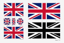 Union Jack. Flag Of United Ki...