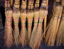 Hand Crafted Corn Broom