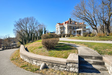 Rockcliff Mansion Was Built In 1898 Now Museum In Hannibal, MO