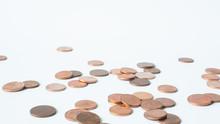 Money Coin Thai Bath Disperse ...