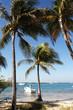 Tropical seascape - Isla Mujeres, Mexico