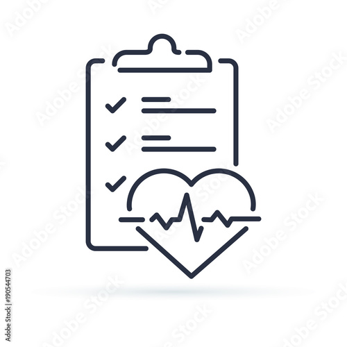 Health check up checklist for cardiovascular disease