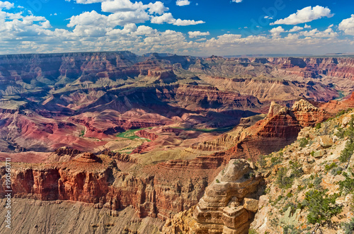 Keuken foto achterwand Canyon Landscape of Grand Canyon, USA