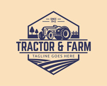 Collection Of Tractor And Farm...