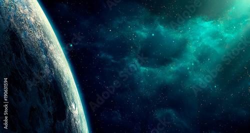 Fotografie, Obraz Space scene