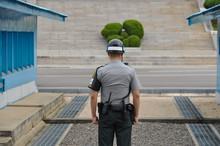 PANMUNJOM, SOUTH KOREA - SEPTE...