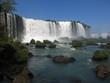 Waterfall Iguazu, Brazil/Argentina
