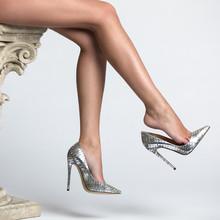Beautiful Women Legs In High H...