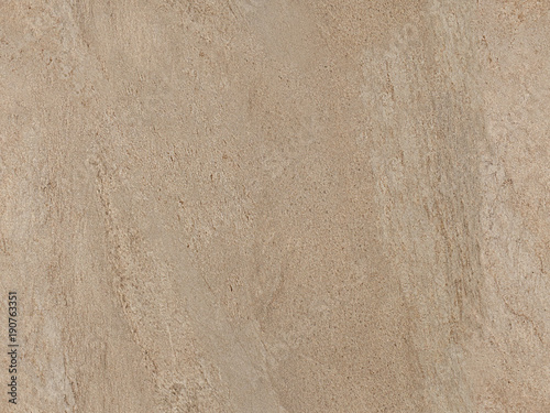 Natural sand color beige seamless stone texture venetian plaster background Fototapet