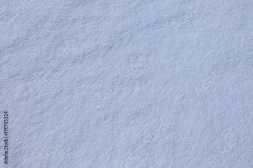 Fotografie, Obraz  White snow texture