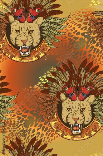 Pattern of jaguar © Helen Trupak
