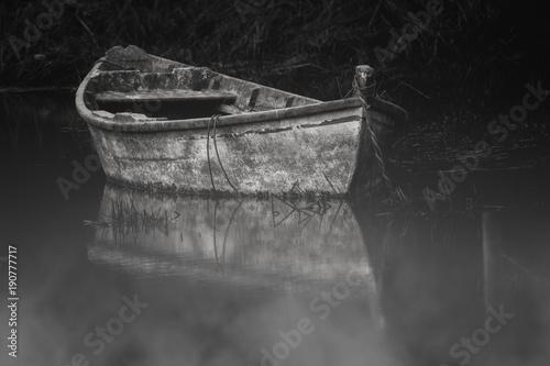 Fotografie, Obraz  Ghost boat