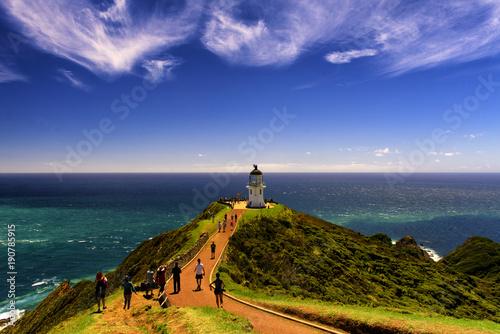 Zdjęcie XXL Cape Reinga, Nowa Zelandia