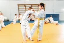 Boys In Kimono Fights, Kid Jud...