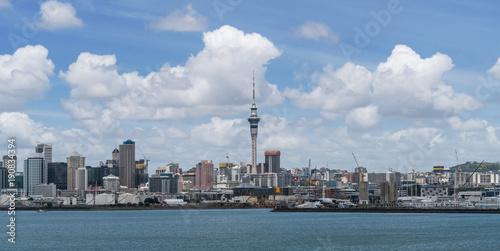 Foto op Aluminium Nieuw Zeeland Auckland city skyline, New Zealand