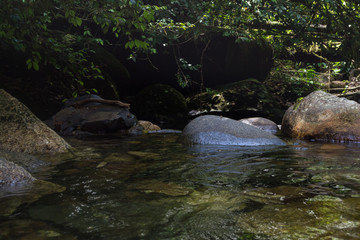 Naklejka na ściany i meble Rio de pedras