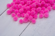 Pink pom pom background, Pink background, Sweet background love
